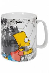 Simpsons Mega-Tasse Why You Little