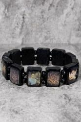 Twilight Breaking Dawn Holz-Armband Edward