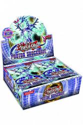 Yu-Gi-Oh! S46 Shockwave Booster Display (24) deutsch