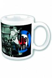 The Who Tasse Playing Guitar