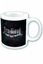 True Blood Tasse Dark Logo