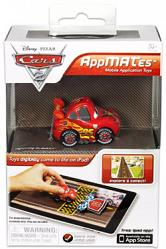 Cars 2 AppMATes-Figur Single Pack McQueen