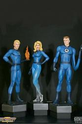 Marvel Statuen 3er-Pack Fantastic Four 30 cm