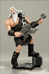 Guitar Hero Actionfiguren Serie 1 God of Rock 18 cm