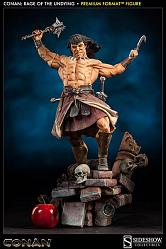 Conan der Barbar Premium Format Figur 1/4 Rage of the Undying 68