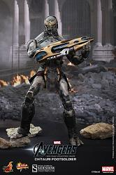 The Avengers Movie Masterpiece Actionfigur 1/6 Chitauri Footsold