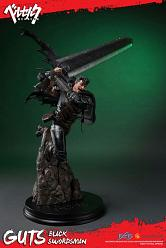 Berserk: Guts - The Black Swordsman 27 inch Statue