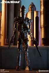 Star Wars Actionfigur 1/6 IG-88 Sideshow Exclusive 35 cm