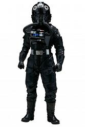 Star Wars Rogue One Actionfigur 1/6 TIE Pilot Sideshow Exclusive