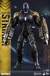 Iron Man 3 Movie Masterpiece Actionfigur 1/6 Iron Man Mark XXV S