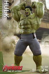 Avengers Age of Ultron Movie Masterpiece Actionfigur 1/6 Hulk De
