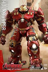 Avengers Age of Ultron Movie Masterpiece Actionfigur 1/6 Hulkbus