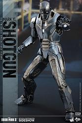 Iron Man 3 Movie Masterpiece Actionfigur 1/6 Iron Man Mark XL Sh