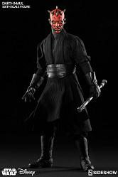 Star Wars Actionfigur 1/6 Darth Maul Duell auf Naboo (Episode I)