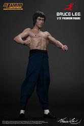 Bruce Lee Statue 1/12 Official Bruce Lee 18 cm