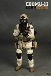 EODMU-11 - US Navy Explosive Ordnance Disposal Mobile Unit 11