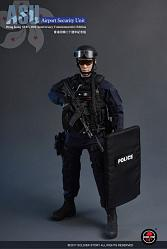 ASU - Airport Security Unit (Hong Kong SAR's 20th Anniversary Co