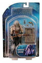 Stargate Atlantis Series 3 Wraith Drone Action Figure - Diamond