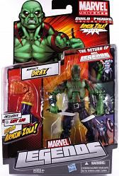 Marvel Legends 2012 Arnim Zola Series Drax the Destroyer