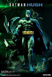 DC Comics: Batman Hush - Batcave Batman Statue