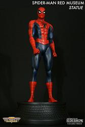 Marvel Statue Spider-Man Red Museum 30 cm