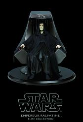 Star Wars Elite Collection Statue Emperor Palpatine & Imperial T