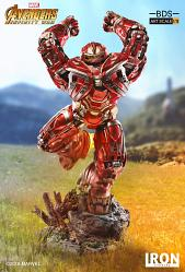 Marvel: Avengers Infinity War - Hulkbuster 1:10 Scale Statue