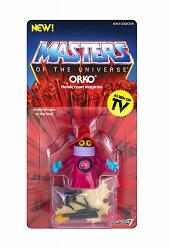 MOTU: Vintage Wave 3: Orko Action Figure