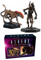 Aliens Retro Collection Figuren Doppelpack Panther & Scorpion Al