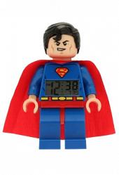 Lego Superman Wecker Superman
