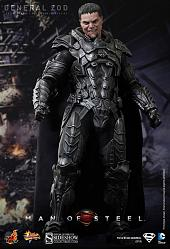 Man of Steel Movie Masterpiece Actionfigur 1/6 General Zod 30 cm