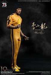 Bruce Lee Real Masterpiece Actionfigur 1/6 Bruce Lee 75th Annive