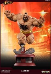 Street Fighter: Regular Zangief 1:4 Statue