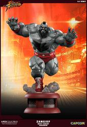 Street Fighter: Exclusive Mech-Gief Zangief 1:4 Statue