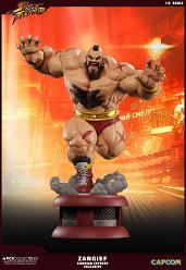 Street Fighter: Exclusive Siberian Express Zangief 1:4 Statue
