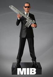 Men in Black Statue 1/4 Agent K 50 cm