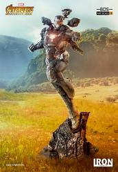 Marvel: Avengers Infinity War - War Machine 1:10 Scale Statue