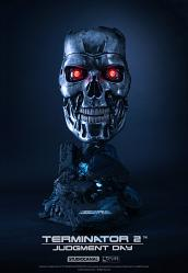 Terminator: T-800 1:1 Scale Art Mask