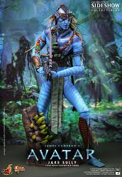 Avatar Movie Masterpiece Actionfigur 1/6 Jake Sully 45 cm