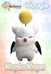 Final Fantasy 14 - Moogle Kuplu Kopo Plush 12
