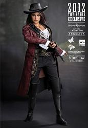 Pirates of the Caribbean 4 Movie Masterpiece Actionfigur 1/6 Ang