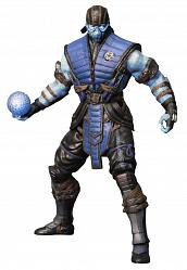 Mortal Kombat X Actionfigur Sub-Zero Ice Variant Previews Exclus