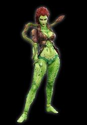 Batman Arkham City: Poison Ivy Play Arts Kai Figure