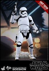 Star Wars The Force Awakens: First Order Stormtrooper Squad Lead