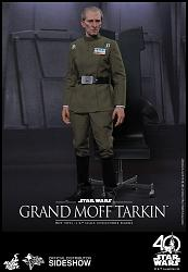 Star Wars Episode IV: A New Hope - Grand Moff Tarkin 1:6 scale F
