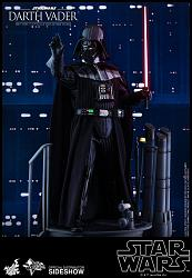 Star Wars: The Empire Strikes Back - Darth Vader 1:6 Scale Figur