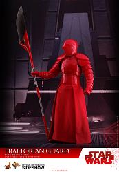 Star Wars: TLJ - Praetorian Guard with Heavy Blade 1:6 Scale Fig