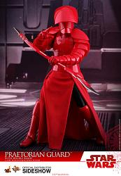 Star Wars: TLJ - Praetorian Guard with Double Blade 1:6 Scale Fi