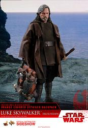 Star Wars: The Last Jedi - Deluxe Luke Skywalker 1:6 Scale Figur