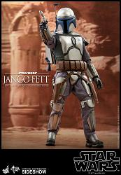 Star Wars: Attack of the Clones - Jango Fett 1:6 Scale Figure